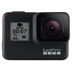 (在庫あり)GoPro CHDHX-701-FW ウエラブルカメラ HERO7 Black ブラック CHDHX701FW アクションカメラ ゴープロ *国内正規品|dejikura