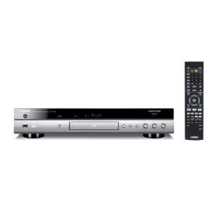YAMAHA BD-A1060 (H) チタン ヤマハ CDモード搭載ネットワーク対応BDプレーヤー AVENTAGE|dejikura