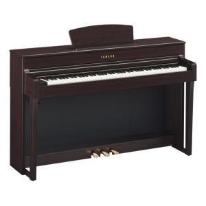 ヤマハ CLP-635R 電子ピアノ Clavinova ニューダークローズウッド調 (CLP635R)(エリア内標準設置無料)|dejikura