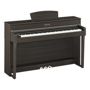ヤマハ CLP-635DW 電子ピアノ Clavinova ダークウォルナット調 (CLP635DW)(エリア内標準設置無料)|dejikura