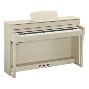 ヤマハ CLP-635WA 電子ピアノ Clavinova ホワイトアッシュ調 (CLP635WA)(エリア内標準設置無料)|dejikura