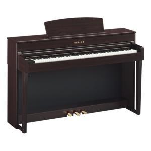 ヤマハ CLP-645R 電子ピアノ Clavinova ニューダークローズウッド調 (CLP645R)(エリア内標準設置無料)|dejikura