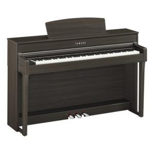 ヤマハ CLP-645DW 電子ピアノ Clavinova ダークウォルナット調 (CLP645DW)(エリア内標準設置無料)|dejikura