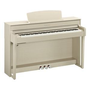 ヤマハ CLP-645WA 電子ピアノ Clavinova ホワイトアッシュ調 (CLP645WA)(エリア内標準設置無料)|dejikura