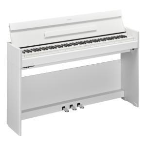 ヤマハ YDP-S54WH 電子ピアノ ARIUS ホワイトウッド調仕上げ (YDPS54WH)*配達のみ|dejikura