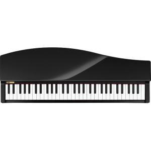 (お取り寄せ:納期未定)KORG MICROPIANO BK コルグ コンパクトデジタルピアノ マイクロピアノ ブラック dejikura
