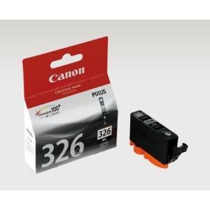 キャノン CANON PIXUS ピクサス インクカートリッジ ブラック BCI-326BK [純正 BCI326BK/キヤノン]
