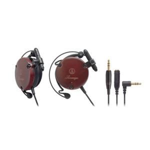 audio-technica オーディオテクニカ イヤーフィットヘッドホン ウッドモデル ATH-EW9[ATHEW9]|dejikura