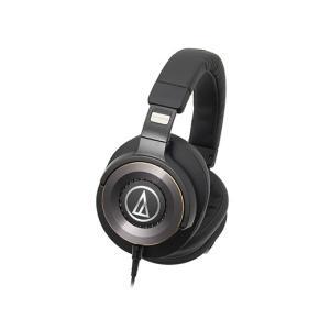audio-technica オーディオテクニカ ポータブルヘッドホン ATH-WS1100 ハイレゾ対応 [ATHWS1100]|dejikura