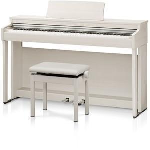 KAWAI CN29A  河合 電子ピアノ  CNシリーズ プレミアムホワイトメープル調仕上げ(標準配達設置費込)|dejikura