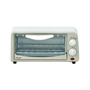 アピックス オーブントースター ATS-006-WH ホワイト|dejikura