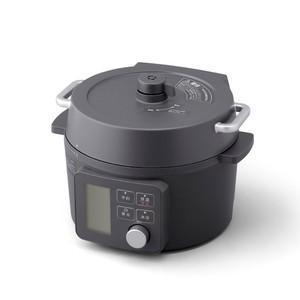 ●圧力調理でいつもの調理時間を短縮、本格料理も簡単に調理できる電気圧力鍋です。 ●65種類の自動メニ...