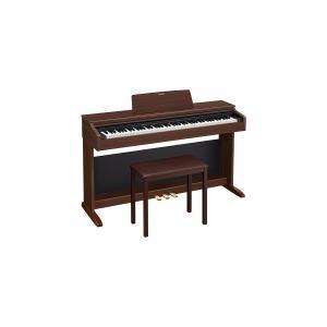 CASIO AP-270BN カシオ デジタルピアノCELVIANO セルヴィアーノ 電子ピアノ AP270BN オークウッド調 ※標準設置無料|dejikura