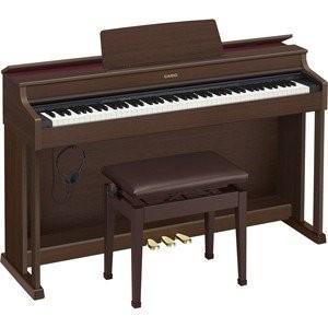 CASIO AP-470BN オークウッド調 カシオ デジタルピアノCELVIANO(セルヴィアーノ) 電子ピアノAP470BN(標準設置無料)|dejikura