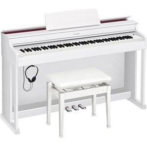CASIO AP-470WE ホワイトウッド調 カシオ デジタルピアノCELVIANO(セルヴィアーノ) 電子ピアノAP470WE(標準設置無料)|dejikura