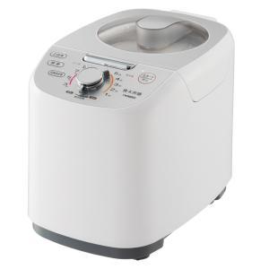 ツインバード コンパクト精米機(1〜5合用) ホワイトTWINBIRD 精米御膳 MR-E751W|dejikura