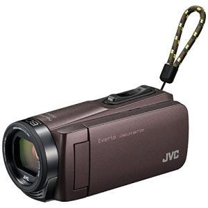 JVC KENWOOD JVC GZ-F270-T  ブラウン ビデオカメラ Everio 耐衝撃 耐低温 32GB GZF270T|dejikura