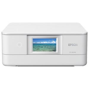 (お取り寄せ:納期目安3週間〜)エプソン プリンター EP-881AW インクジェット複合機 EPSON colorio EP881AW ホワイト