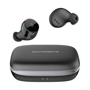SoundPEATS 完全フルワイヤレスイヤフォン SoundPEATS TrueShift ブラッ...
