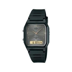 送料無料 CASIO カシオ AW-48HE-8AVDF チープカシオ 腕時計 メンズ レディース チプカシ ゴールド デジアナ アナデジ|delacruz