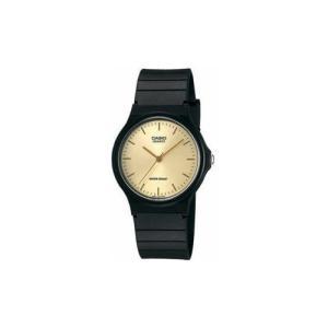 送料無料 CASIO カシオ MQ-24-9ELDF チープカシオ 腕時計 メンズ レディース チプカシ アナログ ゴールド|delacruz