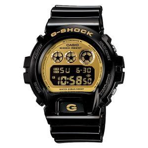 送料無料 CASIO カシオ DW-6900CB-1 G-SHOCK ブラック ゴールド 並行輸入品|delacruz