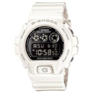 送料無料 CASIO カシオ DW-6900NB-7 G-SHOCK ホワイト 並行輸入品|delacruz