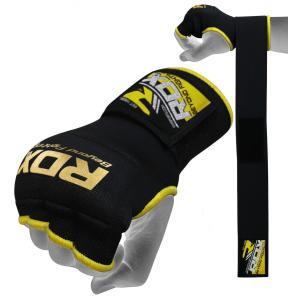 SPT-5 バンテージ インナーグローブ キックボクシング 黒 RDX 各size