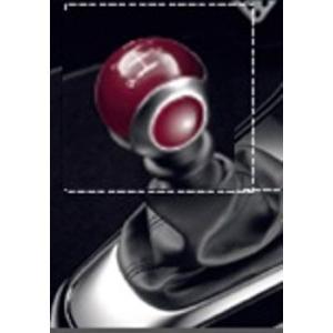 シトロエン DS3 純正アクセサリー シフトノブ ルージュ カルメン 00002403HE|deli-pa
