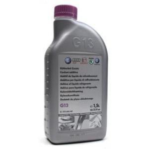 フォルクスワーゲン(VW) 純正 ロングライフ クーラント LLC 冷却水 1.5L 希釈タイプ G013A8JM1|deli-pa