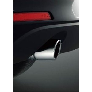 【送料無料】フォルクスワーゲン(VW) 純正 マフラーカッター ザ ビートル 6R0071910|deli-pa