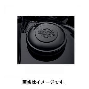 ハーレーダビッドソン(HD) 純正 セルフロック フューエルキャップ グロスブラック 61100117A|deli-pa