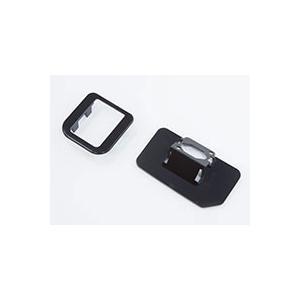 アルパイン リヤカメラ用パーフェクトフィット トヨタ ハイエース  H16/8-現在  用カメラキットKTX-C200HI|deli-pa