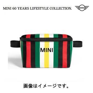 BMW MINI(ミニ) 純正 MINIストライプ・ウエストポーチ マルチカラー 80222463259 deli-pa