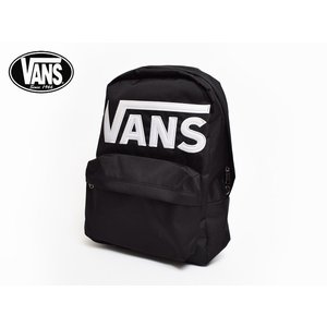 VANS 定番 バンズ VN0000ONIY28 VN0A3I6RY28 VANS OLD SKOOL 2 BACKPACK BLACK バックパック リュック|delicious-y