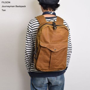 FILSON フィルソン 70307-TAN JOURNEYMAN BACKPACK TAN リュック・バックパック|delicious-y