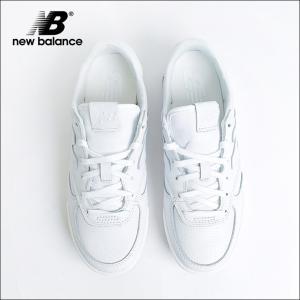 レディース NEW BALANCE FA'17 ニューバランス WRT300SB White/Leather Bワイズ ホワイト/レザー Ladies スニーカー|delicious-y