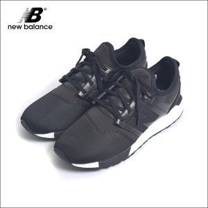 NEW BALANCE HO'17 ニューバランス WRL247HL 247 SYNTHETIC Black/White Synthetic/Mesh Bワイズ ブラック/ホワイト レディース 靴 スニーカー|delicious-y