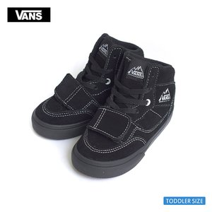 VANS KIDS バンズ キッズ VN0A3DP16D3 MOUNTAIN EDITION Suede Black トドラー 幼児用スニーカー|delicious-y