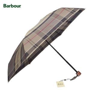 BARBOUR バブアー LAC0084TN75 Tartan Handbag Umbrella Winter Tartan アンブレラ 折りたたみ傘 delicious-y
