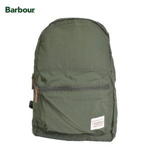 BARBOUR バブアー Backpack Dark Green ナイロン バックパック リュックサック バッグ  オリーブ ダークグリーン delicious-y