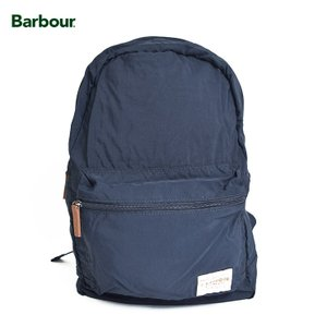 BARBOUR バブアー Backpack Navy ナイロン バックパック リュックサック バッグ ネイビー 紺|delicious-y