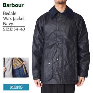 MADE IN ENGLAND BARBOUR バブアー MWX0018NY91 Bedale Wax Jacket Navy ビデイル ワックス ジャケット ネイビー メンズ オイルドジャケット delicious-y