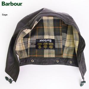 BARBOUR バブアー MHO0004SG91 Waxed Cotton Hood Sage ワックスドコットンフード セージ メンズ アウター 取付フード delicious-y