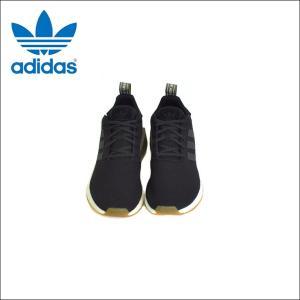 ワケあり-1328 adidas orignals SB アディダス オリジナルス  BY9917 NMD R2 /CBLACK/UTIBLK/TRACAR 靴 スニーカー メンズ US9 (27.0cm) delicious-y