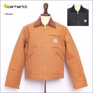 Carhartt カーハート J001 Duck Detroit Jacket ダックデトロイトジャケット メンズ アウター ジャケット|delicious-y