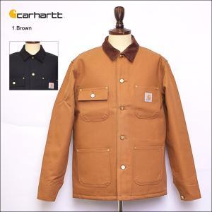 CARHARTT カーハート C001 Men's Duck Chore Coat メンズ ダック チョアコート メンズ アウター ジャケット コート|delicious-y