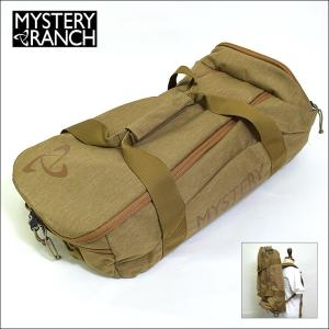 MYSTERY RANCH ミステリーランチ MISSION DUFFEL 40 ミッションダッフル Coyote メンズ ショルダー バッグ 鞄 delicious-y