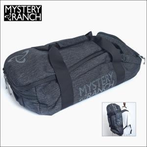 MYSTERY RANCH ミステリーランチ MISSION DUFFEL 40 Black ショルダー バッグ 鞄 delicious-y