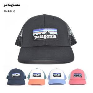 PATAGONIA パタゴニア 38016 P6 Logo LoPro Trucker Hat トラッカーハット メンズ 帽子 キャップ メッシュキャップ delicious-y